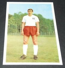 KURBJUHN HAMBOURG HAMBURG HSV FUSSBALL 1966 1967 FOOTBALL CARD BUNDESLIGA PANINI