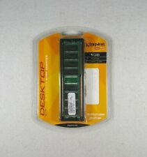 Kingston Desktop 1 GB DIMM 333 MHz PC-2700 DDR SDRAM Memory KVR333/1GR
