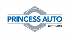 Princess Auto Gift Card - Mail Delivery