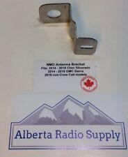 NMO Antenna Mount Fits 2014 - 18 Chev Silverado GMC Sierra & 2019 non-CrewCabs