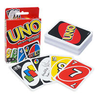 New UNO Card Game For Family & Friends playing Card Game