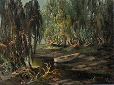 Argentinian Artist Painter/Ignacio Rapho/Landscape/Spatula/Oil Canvas/Original