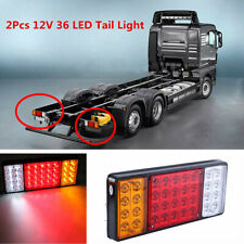 12V 36 LED Caravan Truck Ute Camper Trailer Rear Brake /Reverse Indicator Light