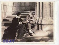 John Ford directs Katharine Hepburn Mary Of Scotland VINTAGE Photo candid on set