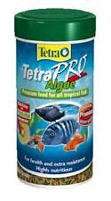 Tetra Pro Algae Diet 45g Premium Vegetable Spirulina Crisp Fish Food FREE POST