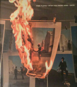 Pink Floyd - Wish You Were Here Analogue Productions SACD (Hybrid, Multichannel)