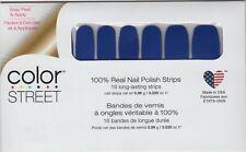 COLOR STREET Nail Strips Greeking Out 100% Nail Polish - USA Made!