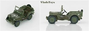 Hobby Master 1:48 WWII Willys MB Jeep US Army 101st Airborne Division HG1611