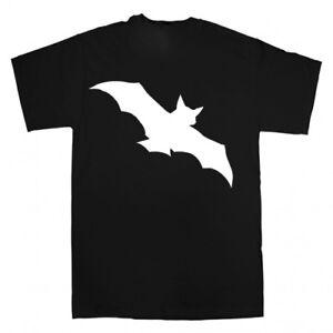 HALLOWEEN BAT COSTUME FANCY DRESS PARTY T SHIRT MENS WOMENS KIDS