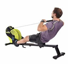 NEW STAMINA AIR ROWING MACHINE Neon Green 35-1404 AUTHORIZED DEALER!