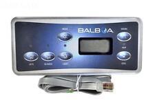 Balboa Standard Digital Spa Hot Tub Control Panel Keypad 51057 F108 F109 VL701S