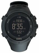 Suunto Ambit 3 Peak Black GPS Outdoor and Multisport Watch with HR Monitor