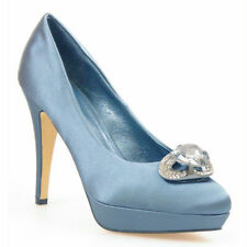 High (3 in. to 4.5 in.) Satin Pumps, Classics Heels for Women