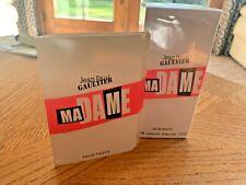 NIB Sealed MADAME by Jean Paul Gaultier 2pc Set 1.6 oz EDT Eau De Toilette +Mini