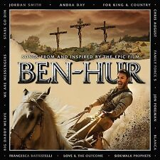 Songs From And Inspired by The Epic Film - Ben-Hur CD 2016 Word | Curb * MINT *