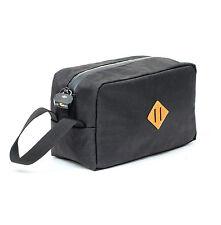 ABSCENT Toiletry Bag, Carbon, Odor Absorbing Smell Proof Odor Proof Skunk Proof