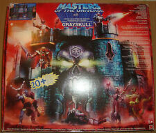 MASTERS OF THE UNIVERSE 200X B3224 GRAYSKULL CASTLE MATTEL 2003 (MOTU/HE-MAN)