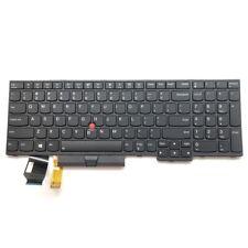 New Lenovo ThinkPad P53 P53S P73 USE US keyboard Backlit 01YP600 01YP680 01YP760