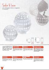 MARBET Custodia salvabiancheria per lavatrice cm.12X13 Salva & Lava art.21