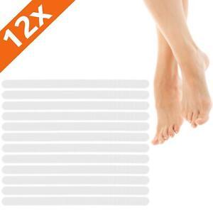12x Anti-Rutsch-Streifen Dusche Badewanne Treppe Rutschschutz selbstklebend