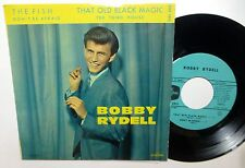 BOBBY RYDELL 45 The Fish EP Columbia FRANCE pic sleeve 1961 Pop Teen  e3103