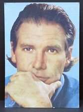 Harrison Ford - AK - Foto Autogramm-Karte - Photo Postcard (Lot F8419