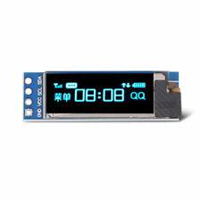 0.91'' 128x32 IIC I2C Blue OLED LCD Display DIY Module 3.3V 5V For PIC Arduino