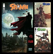 Spawn 318 A-C Set FREE SHIPPING McFarlane Image Comics