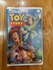Walt Disney Collection Toy Story (VHS, 1996) Clamshell