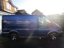 ford transit sport 1 owner from new full service history.