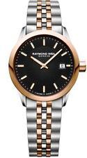 Ladies' Raymond Weil Freelancer 5629-SP5-20021 Steel Gold 29MM Quartz Watch