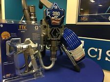 Graco Ultimate Nova 390 ProContractor Stand w / New Gun Hose Tip Kit