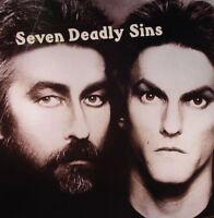 Rinder & Lewis - Seven Deadly Sins (2014)  CD  NEW/SEALED  SPEEDYPOST