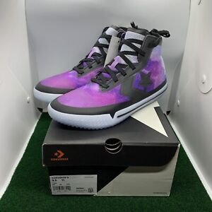 Converse All Star Pro BB Hi Basketball Purple Kelly Oubre Jr Soul 169084C 9.5 DS