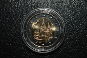 2 euro € commemorative 2012 espagne