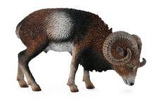 mufflon 7cm Animales Salvajes Collecta 88682