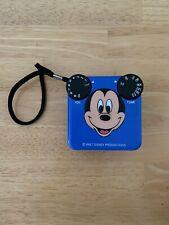 Vintage Disney Radio Shack Mickey Mouse AM Radio