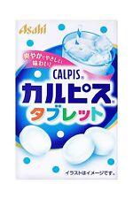 Asahi CALPIS tablet candy Japan Dagashi Japanese snack