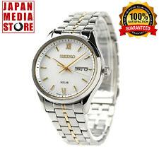 Seiko SPIRIT SBPX071 Elegant Men's Watch Solar - 100% GENUINE JAPAN