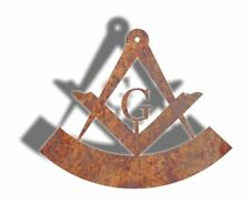 DXF CNC dxf for Plasma  Masonic Home Decor Vector Panel Plasmacam Cut ready