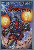 Bloodstrike 18 (Jan 1995 Image) {Extreme Sacrifice} Liefeld Napton Altstaetter v