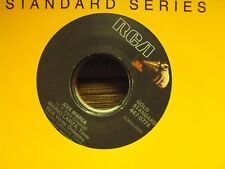 "MARIO LANZA Ave Maria/The Lord's Prayer 7"" 45 Gold Standard reissue classical"