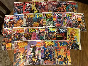 Uncanny X-Men #351-393 VF/NM