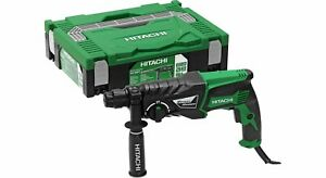 HIKOKI Hitachi Bohrhammer Meißelhammer DH26PC 2 neues Model 2,9 Joul SDS-Plus