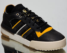 adidas Originals Rivalry RM Low Mens Black Lifestyle Sneakers Boost Shoes EE4987