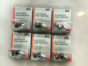 SET OF 6 ROCHESTER FUEL INJECTOR 17109826 1993-1999 GM 3.1L-3.4L V6