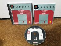 Namco Museum Vol 1 - PlayStation 1 - PS1 - Complete