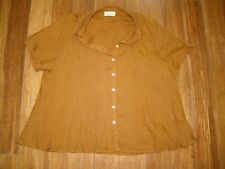 AMERICAN VINTAGE Fawn Shirt in Tan in S