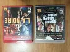 Grand Theft Auto IV Complete edition and Free L.A Noire