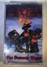 Gangsta Boogie Chapter X Mixtape Cassette